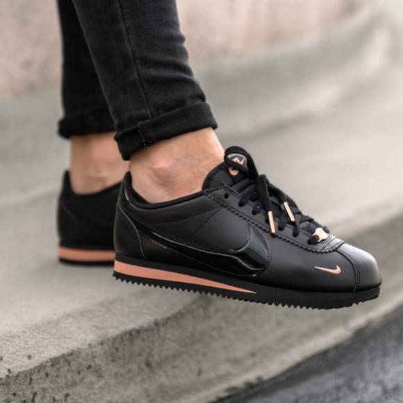 Classic Cortez Premium Womens Sneaker